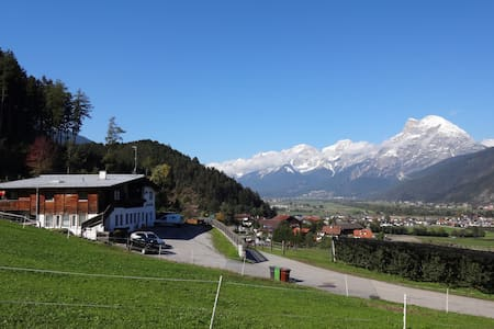 Perfect place to enjoy beautiful Tyrol - Toblaten - Bed & Breakfast