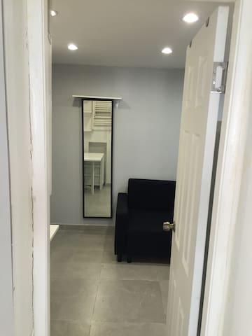 Cozy Modern Room