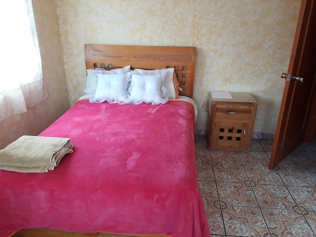 Beatiuful bedrooms in Tlaxcala