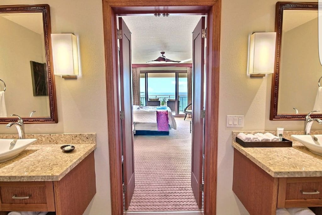 One of 3 bathrooms and bedrooms