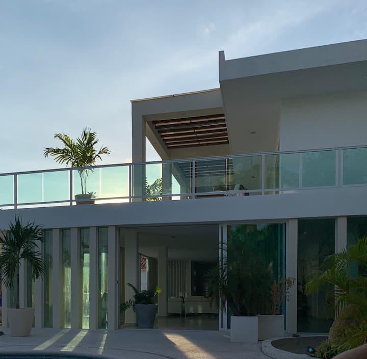 Hermosa casa con alberca