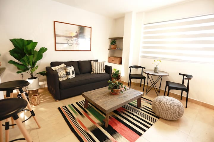Centric Cozy Apartment in San Miguel Chapultepec