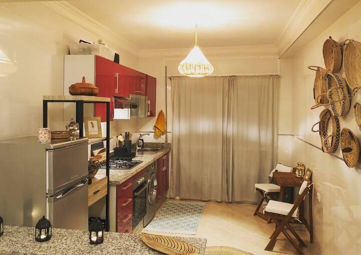 Cosy apartment Martil