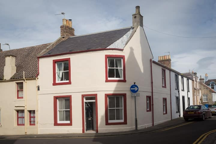 Bank House Pittenweem self catering accommodation