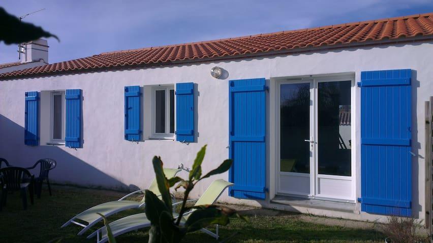 maison proche de la plage - Barbâtre