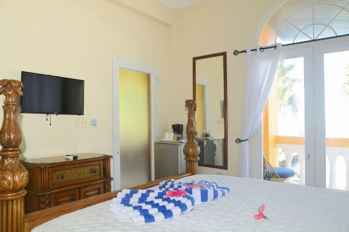 In Room Amenities in Secondary Bedroom.