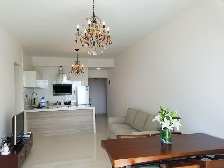Nice Living Room with new Furniture
