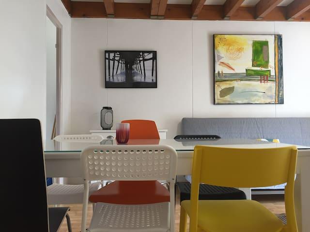 Maisonnette dans résidence vacances avec piscine