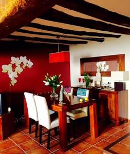 SENSACIONAL CASA RURAL. La casa de las orquídeas - Chiva de Morella - Дом