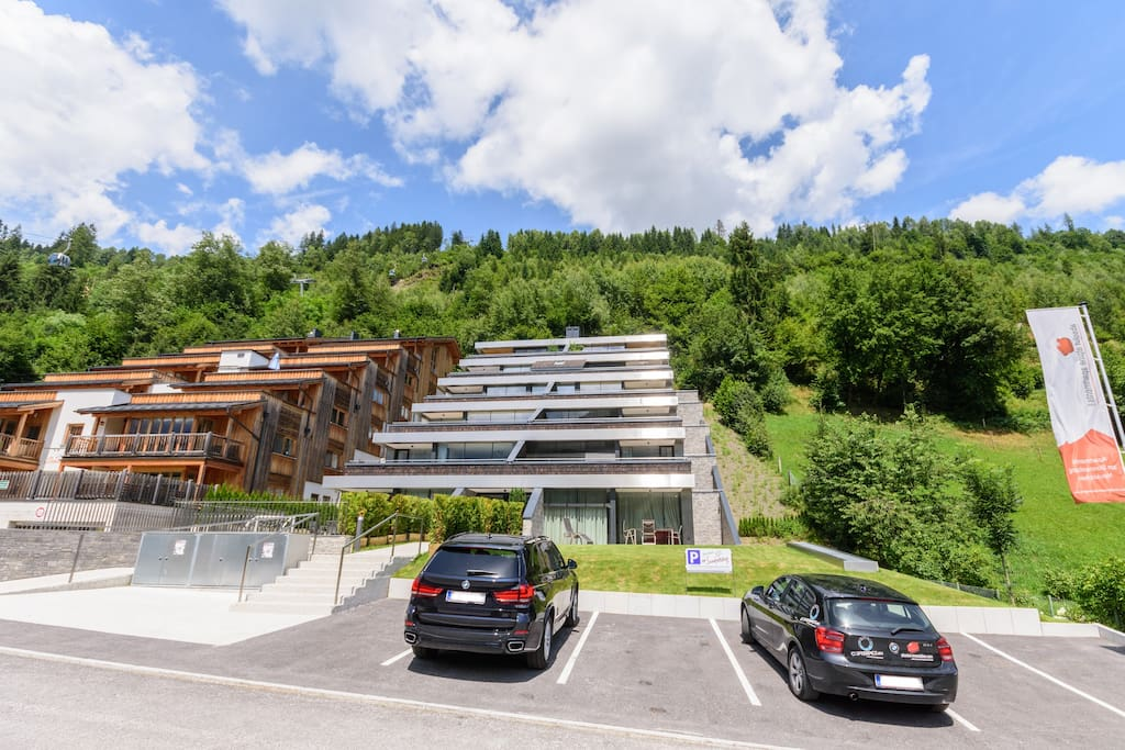 Apartment am Sonnenhang / Absolut Alpine Apartments