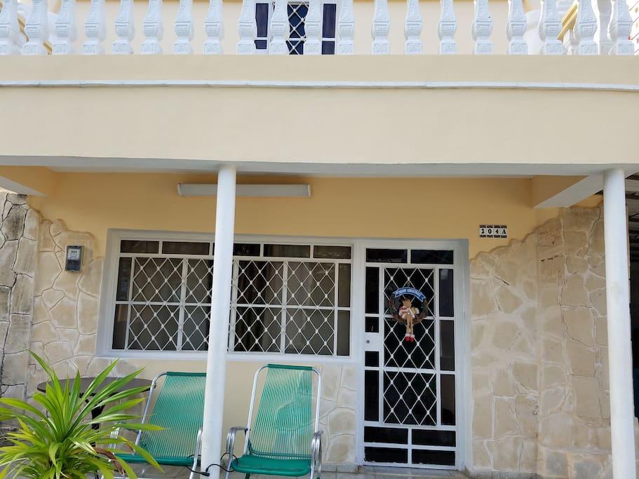 Hostal Amalia, un lugar acogedor donde disfrutar del barrio del Vedado.