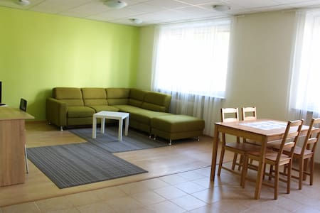 Large apartment for 5 - 7 persons - Bratislava - Apartamento