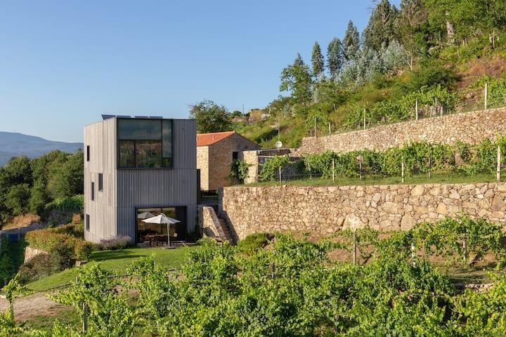 Quinta Melgaço Alvarinho Houses - Piscina privada