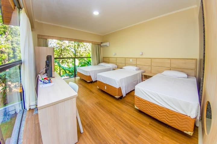 Hotel Nacional Inn Foz do Iguaçu Classic - Quarto Luxo