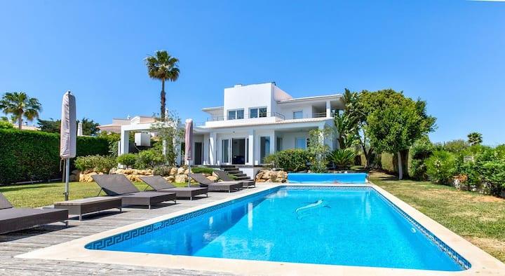Modern Villa With Contemporary Design.