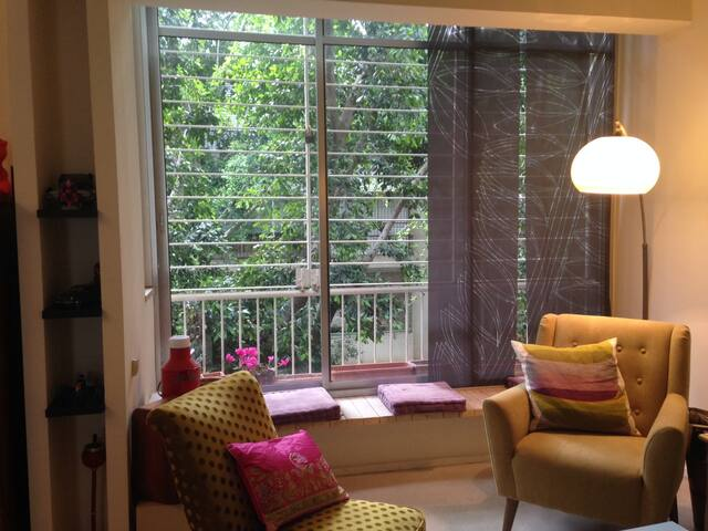 3 rooms Apt 1 minute from the beach - Tel Aviv-Yafo - Apartment