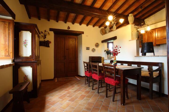 Appartamento Tiglio - Gubbio - Andre