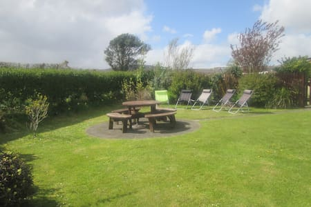Family rooms with beautiful views near Bantry - Bantry - B&B