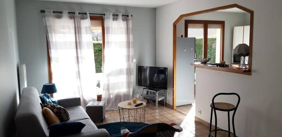 Maison 4 à 6 personnes