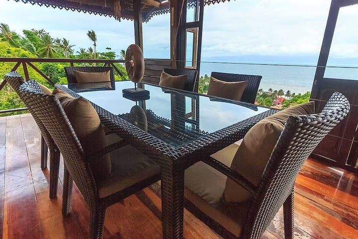 Haadrin Seaview Villa Koh Phangan