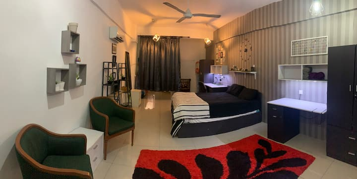 Cozy studio soho at kampar