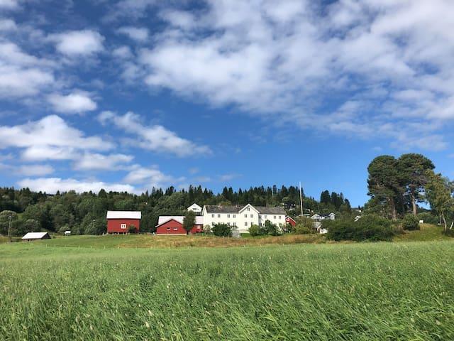 Leilighet Grandan Ytre Gård, Leksvik, Indre Fosen