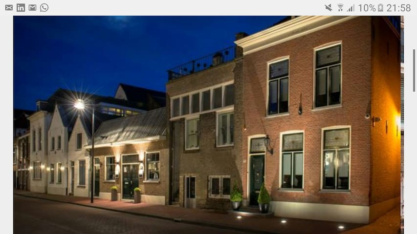 19th century luxury near Rotterdam centre - Vlaardingen - House