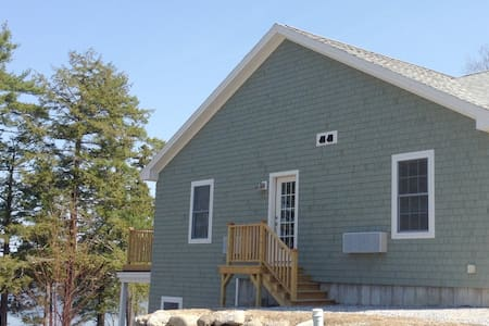 Water View Suite Sheepscot River - Edgecomb - อพาร์ทเมนท์