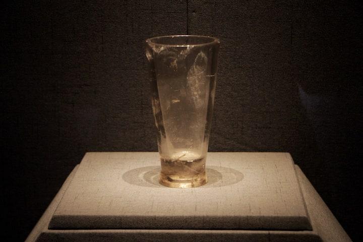 活久见 · 战国水晶杯