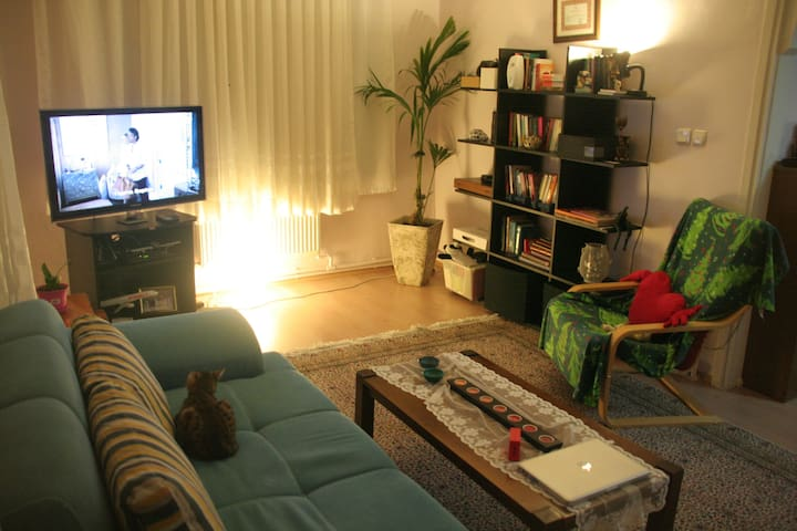 Cozy and quiet private room in Tarabya