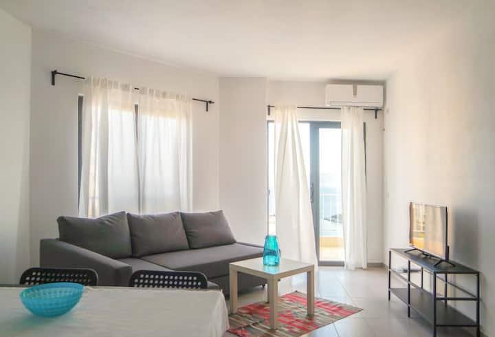 Sea n' Sol Apartaments Saranda, sea view 5-20