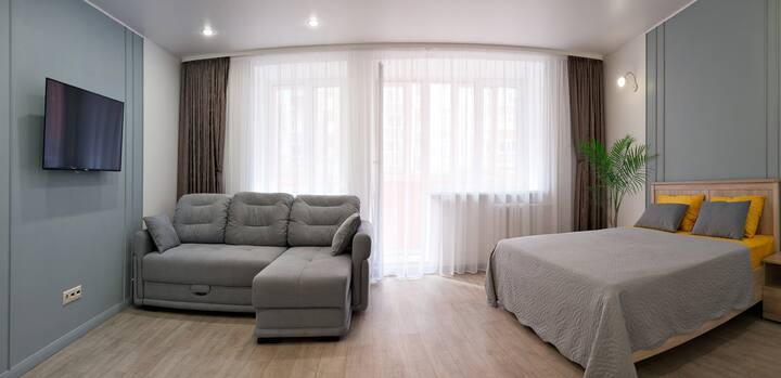 Просторная и уютная квартира в новом элитном доме