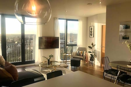 Stunning town centre apartment