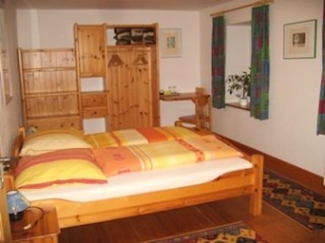 Pension Sonne, (Rickenbach), Appartment, 2 Schlafzimmer