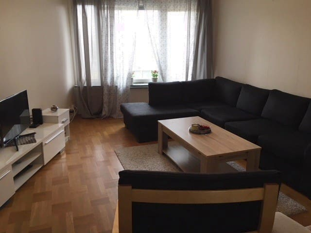 Apartment in Berga / Linköping
