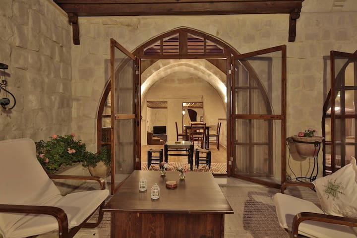 A cave house with happy memories - Cappadocia - Apartment