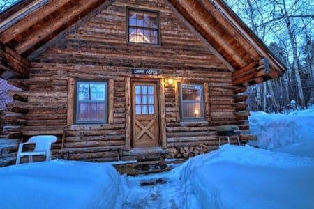 Perry Mansfield - Gray Aspen - Steamboat Springs - Sommerhus/hytte