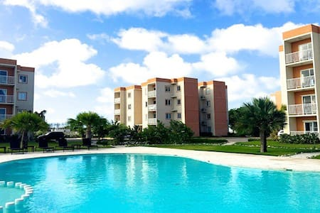 Comfy room / pool / close to bus st - Punta Cana