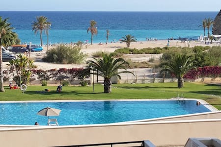 Unique apartment on the beach - La Vila Joiosa