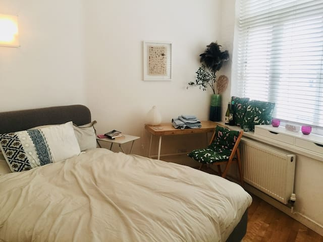 Heart of Shoreditch - Warehouse Double Room