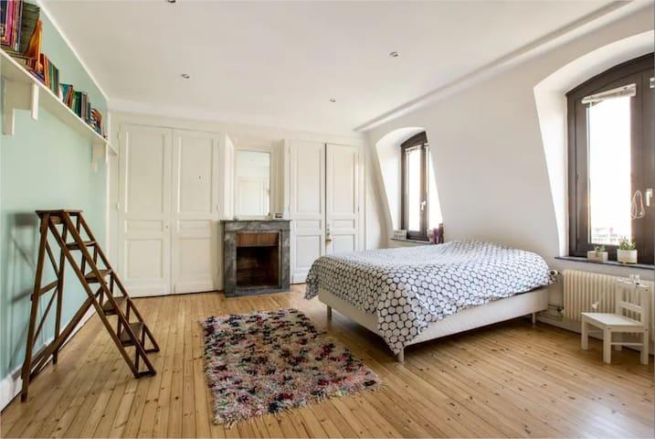 Belle chambre privée à Mouvaux