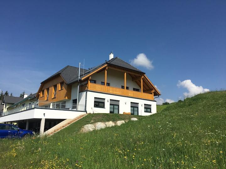 Ferienwohnung Landschitzseen