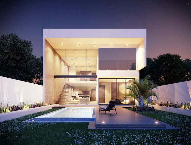 LUXURY DESIGN VILLA BY LOS AMIGOS