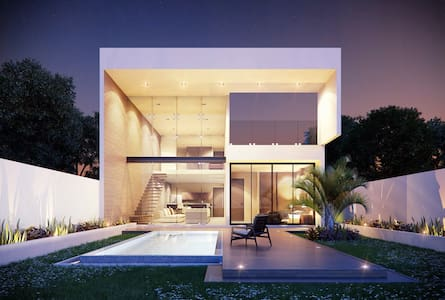 LUXURY DESIGN VILLA BY LOS AMIGOS - Tulum - Villa