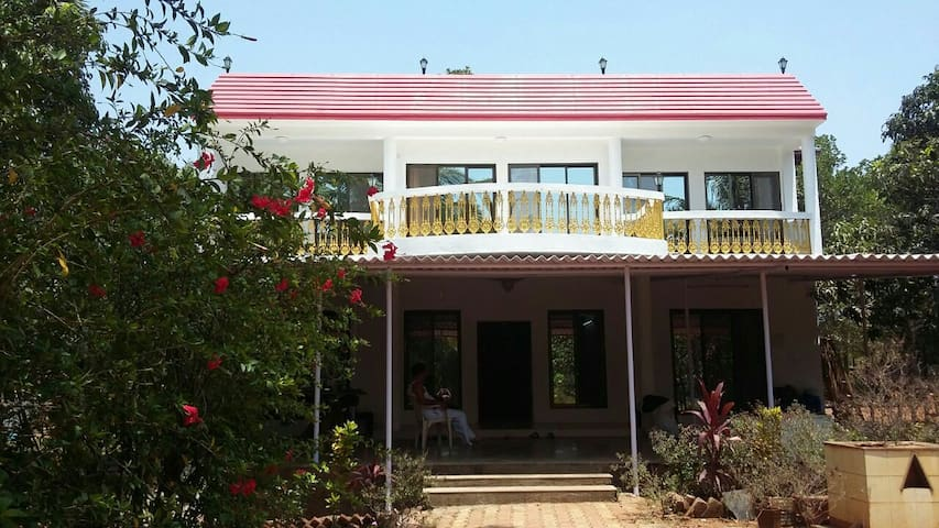 4bhk with pool Uttan / gorai - Mumbai - Villa
