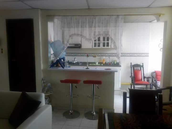 Habitación en apto, en el centro del eje cafetero.