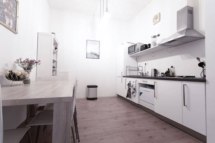 Modern and cosy apartment in central location