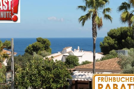 Apartment Kira for 4 persons with pool & seaview - Lejlighed