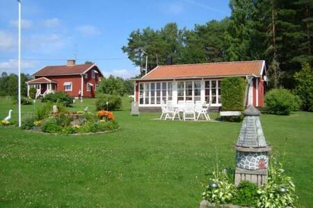 Cottage by the lake - Lakene