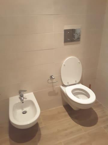 I servizi igienici